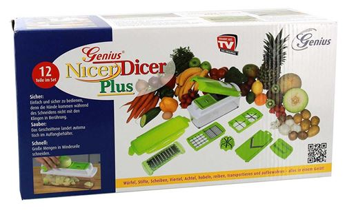 Picture of Genius Nicer Dicer Plus