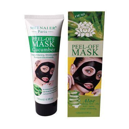 Picture of Peel Off Mask  Cucumber