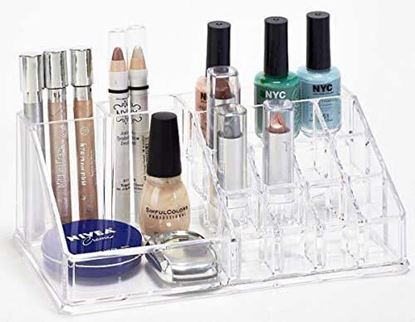 Picture of Plastic Cosmetics Organizer Box