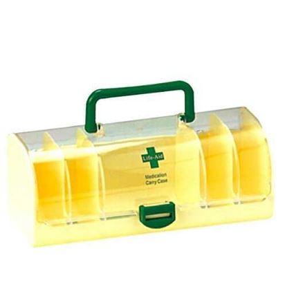 Picture of Medicine Box Tablet Organizer