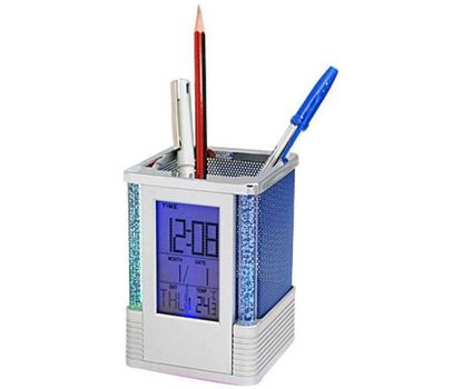 Picture of Digital Pen Holder Clock