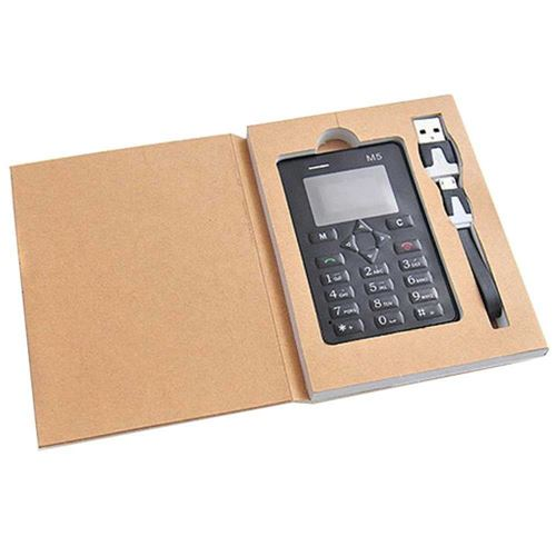 Picture of M5 Mini Card Mobile Phone