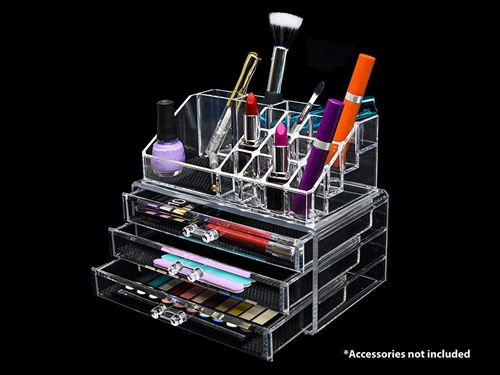 Picture of Cosmetic Storage Box ( 4 Drawer )