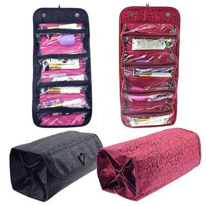 Picture of Roll N Go Cosmetic Organizer Bag