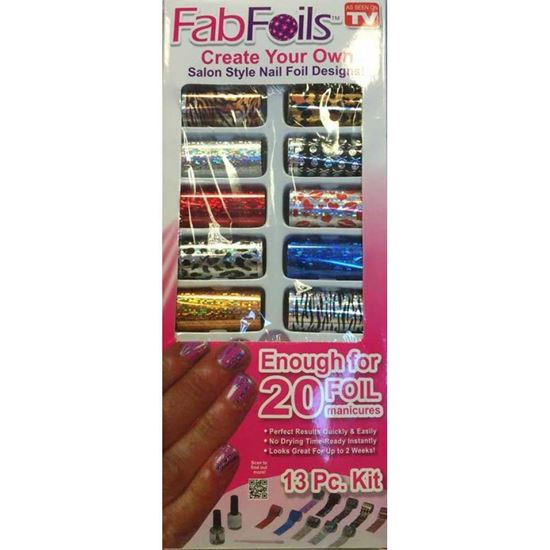 Picture of Fab Foils Nail Polish