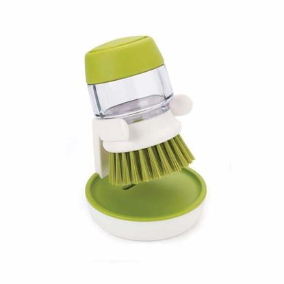 Picture of Jesopb Dishwasher Soap Dispenser Brush