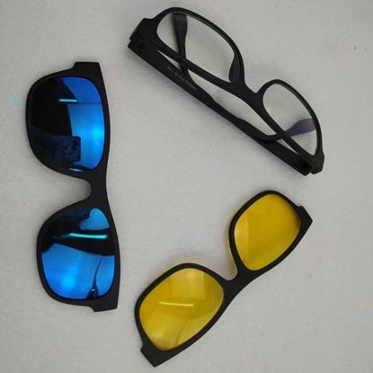 Picture of Magic Vision Magnet Sunglass
