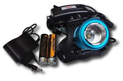 Picture of Head Light Rechargeable High Power LED Torch