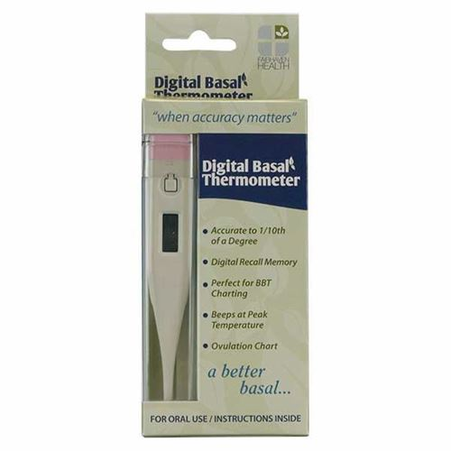 Picture of Soft Flex Tip Digital Thermometer