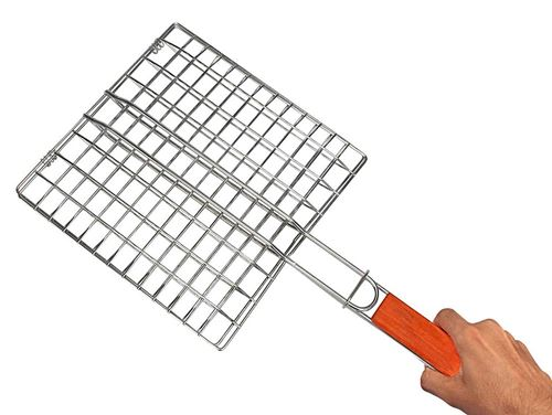 Picture of BBQ Grill Maker Net Handle