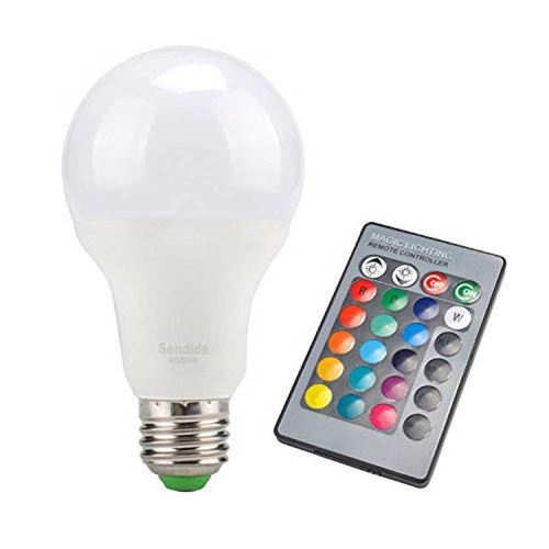 Picture of 5 Wat 16 Color Changeing Led Light
