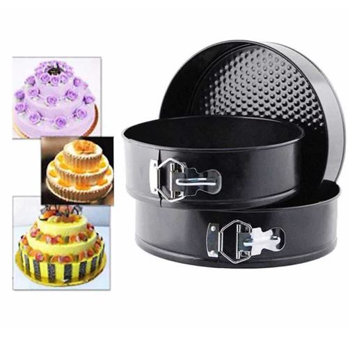 Picture of ROUND SHAPE CAKE MOULD ( 3 PCS )