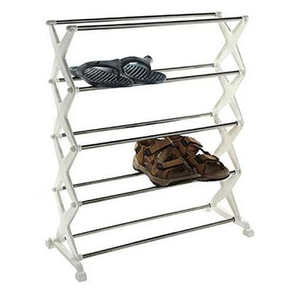 Picture of Portable 5 Tier Shoe Rack
