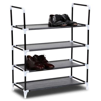 Picture of SHOE RACK AND WARDROBE