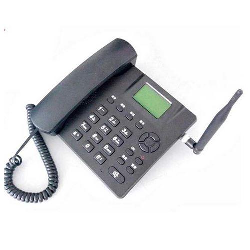 Picture of Panasonic Duel Sim Land Phone - Black
