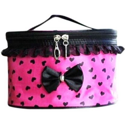 Picture of Bow Cosmetic Storage Bag