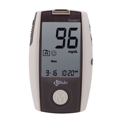 Picture of URight Blood Glucose Monitoring Machine Model- TD_4267