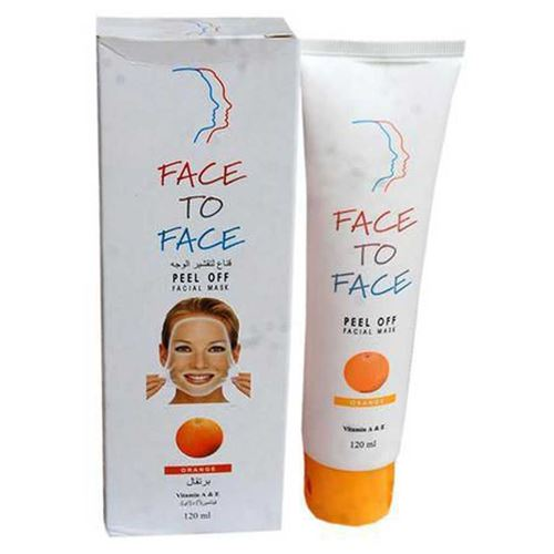 Picture of Peel Of Mask Face To Face