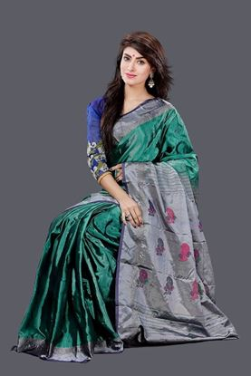 Picture of Soft Silk Saree