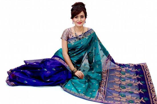 Picture of Tangail Silk Saree