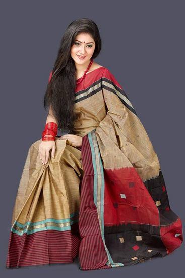 Picture of Cotton Saree