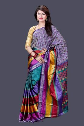 Picture of Cotton Saree