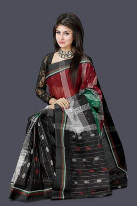 Picture of Tangail Mosline Saree