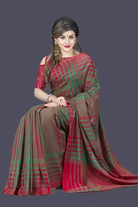 Picture of Tangail Maslice Cotton Saree