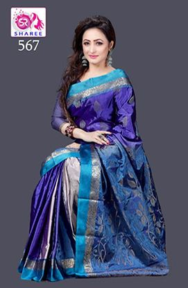 Picture of Tangail Soft Silk Sharee