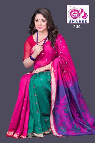 Picture of Tangail Silk Sharee