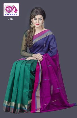 Picture of Tangail Half Silk Sharee