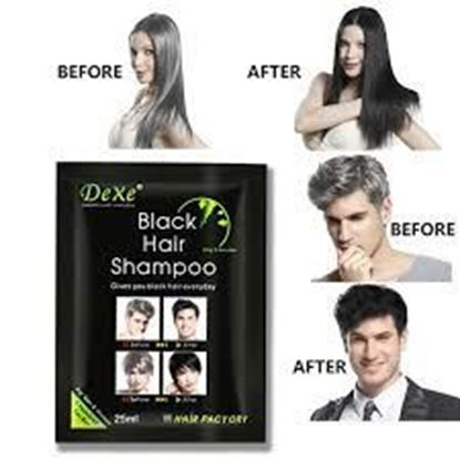 Picture of Dexe Black Hair Shampoo