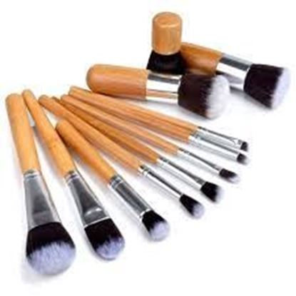 Picture of Bamboo Brush Set 11pcs