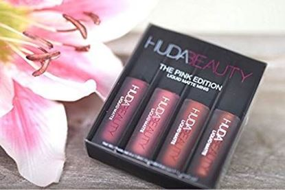 Picture of Huda Beauty Liquid Matte- Pink