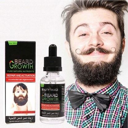 Picture of Beard Growith Oil