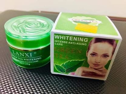 Picture of Lanxi Green Tea 7 Days Whitening Cream