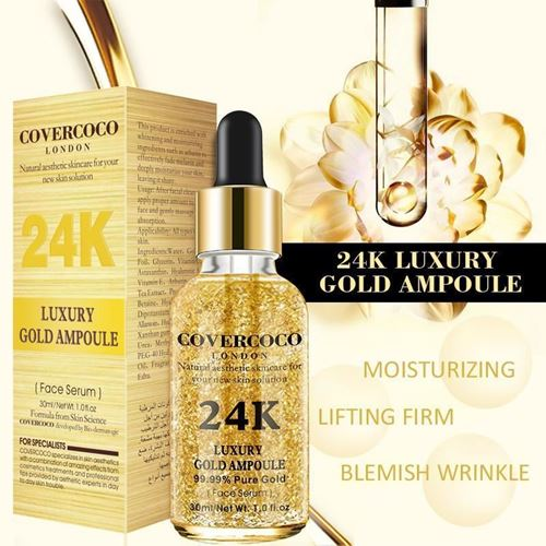 Picture of 24K Luxury Gold Ampoule
