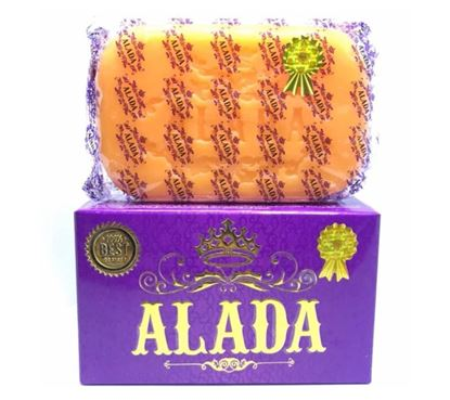 Picture of Alada Whitening Soap.