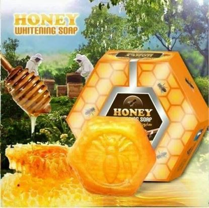 Picture of Honey Whitening Soap