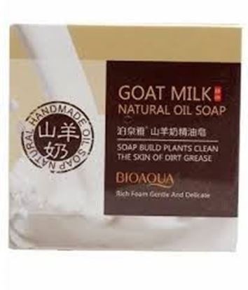 Picture of BIOAQUA Goat Milk Natural Oil Soap