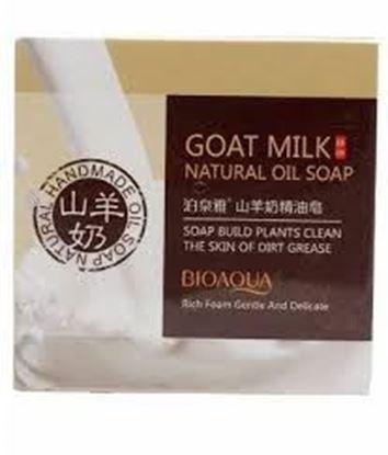 Picture of BIOAQUA Goat Milk Natural Oil Soap