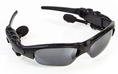 Picture of Wireless Bluetooth Sunglasses Headset