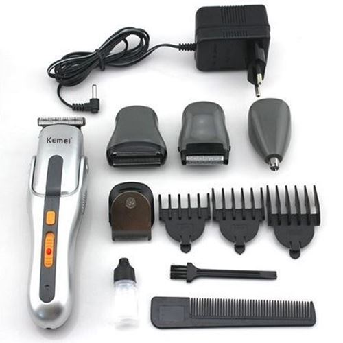 Picture of Kemei KM-680A (8 in 1) Grooming Kit