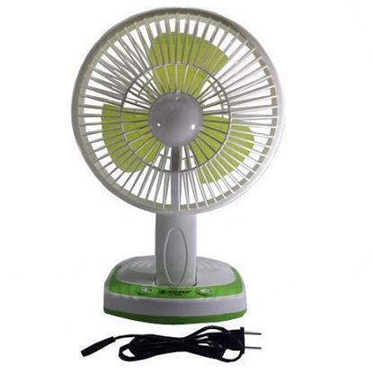 Picture of Portable LED Light With Mini Fan- YJ 5570/5580