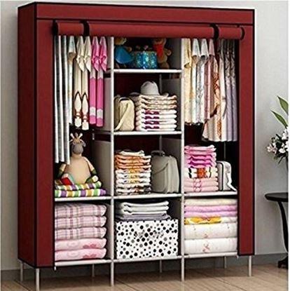 Picture of Cloth & Storage Wardrobe 88130B