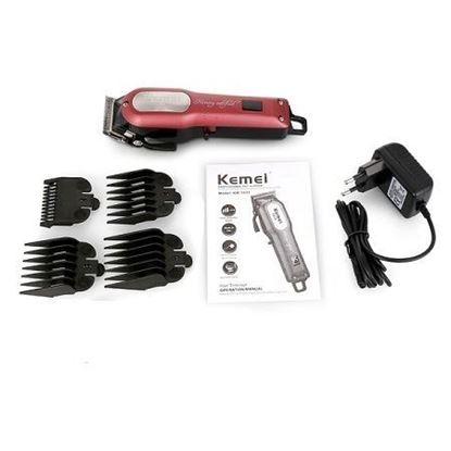 Picture of KEMEI KM-1031 POWERFUL HAIR SHAVING MACHINE HAIR CUTTING RAZOR BARBER