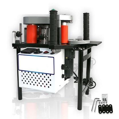 Picture of Edge banding machine feeding speed small