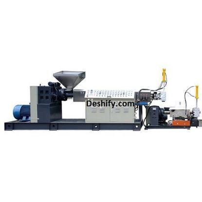 Picture of Plastic recycling machine