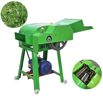 Picture of Automatic Grass chaff cutter machine
