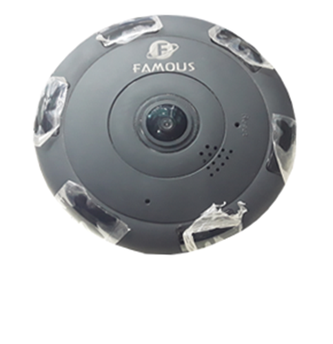 Picture of FV-3602 PANORAMIC CAMERA AHD 2MP+1080P CCTV CAMERA V380